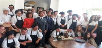 HUEVAR – Inés Rosales presenta en 'Andalucía Sabor' la nueva imagen para sus mercados y nuevas recetas para el universo chef