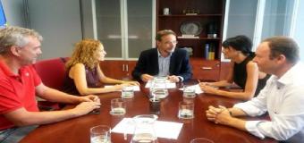 Las regidoras de Huévar y Benacazón apuestan por el Proyecto del Área de Oportunidad Industrial