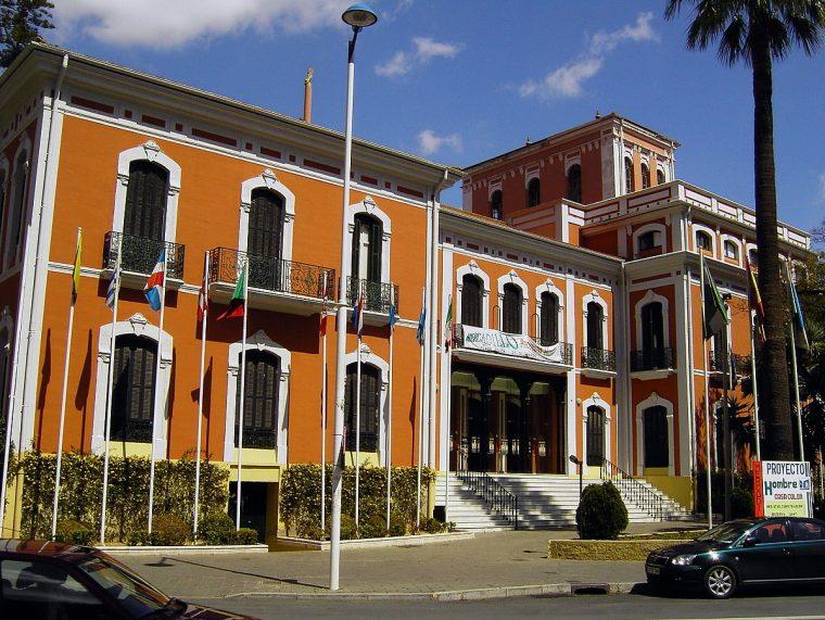 Casa Colon en Huévar