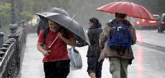 Sevilla se encontrara mañana en alerta amarilla por lluvias