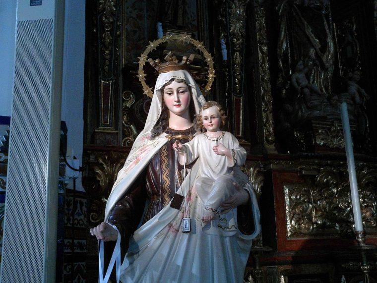 Sagrada Imagen de la Virgen del Carmen