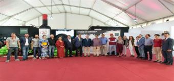 El Patio de la Diputación de Sevilla acoge la VIII Feria de Vinos y Licores de la Provincia