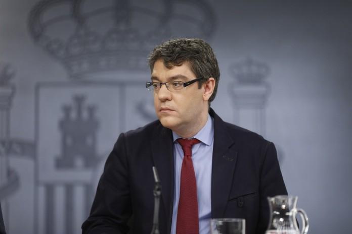 El ministro de Energía, Álvaro Nadal / Foto: Europa Press