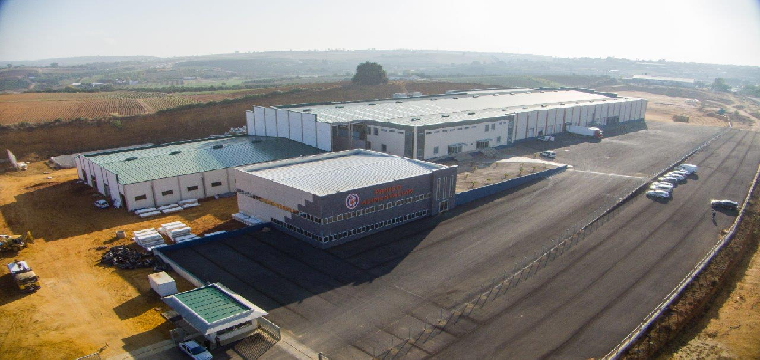 Instalaciones Paviso respaldadas por la Junta de Andalucía