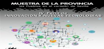 IV Feria de Innovación y Nuevas Tecnologías en la Diputación de Sevilla.