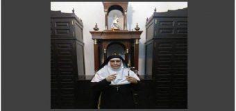 La Parroquia de Huévar gozara de la Imagen de la Santa Ángela de la Cruz