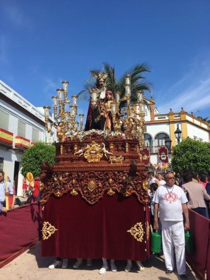 Fotografía A.M. Redención de Sevilla