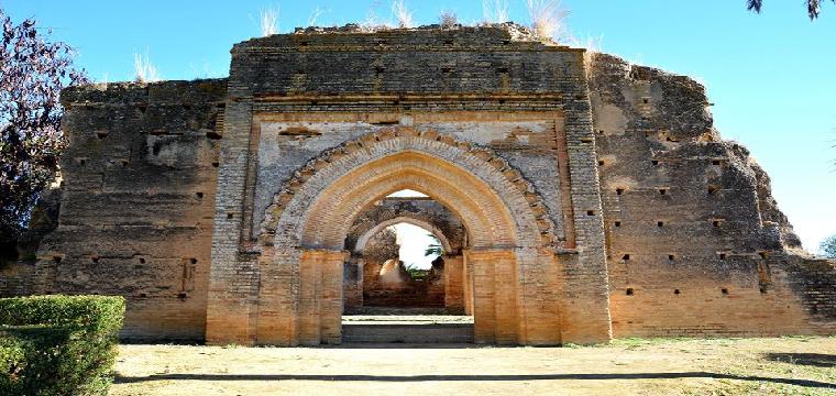 ruinas de la Ermita de Castilleja de Talhara