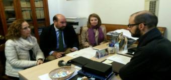 El Ayuntamiento de Benacazón, la Caixa y Cáritas renuevan su convenio para atender a familias desfavorecidas en Navidad