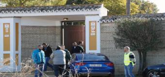 Un muerto en un tiroteo entre la Guardia Civil y los atracadores de una vivienda en Sevilla