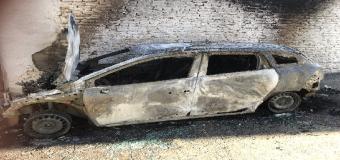 HUÉVAR – Utilizan el fuego para actos vandálicos y ocasionar destrozos graves