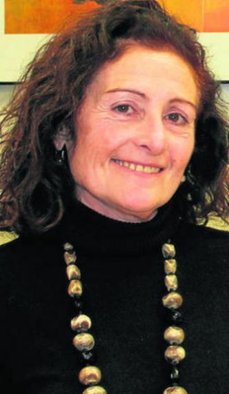 Mª Ángeles Fernández Ferreiro delegada en Sevilla de la Consejería de Salud de la Junta de Andalucía