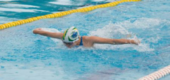 PILAS- María Suárez Quintero, se clasifica para el Campeonato de Andalucía de natación de invierno