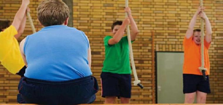 El 16,6 por ciento de los niños andaluces tienen exceso de peso - ABC