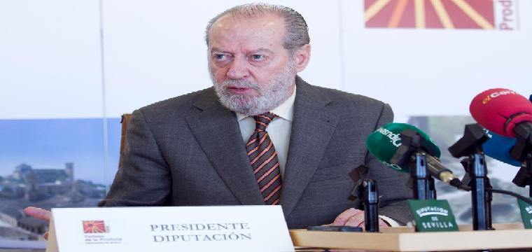 Fernando Rodriguez Villalobos - Presidente de la Diputación de Sevilla