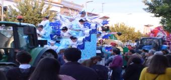 La amenaza de lluvia obliga a muchas localidades andaluzas a adelantar la Cabalgata de Reyes