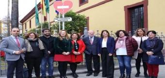 La Diputación de Sevilla recoge el testigo de Málaga y pone en marcha la campaña «No a la violencia machista»