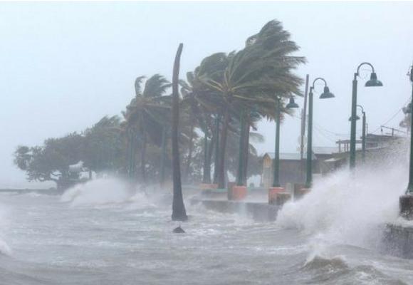 Los fenómenos meteorológicos extremos son una de las señales de alarma