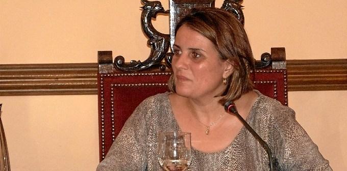 alcaldesa de Almonte (Huelva), la socialista Rocío Espinosa