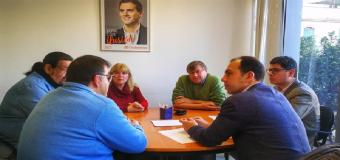 """Cs apoya las reivindicaciones de la plantilla municipal de Huévar y pide una """"solución definitiva"""""""