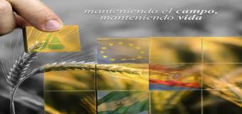 HUEVAR – Acto de entrega de distinción de honor de asaja Sevilla homenajeara al Hervense José de Segura Moreno