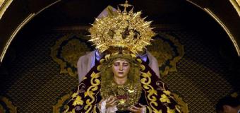 La historia de la Virgen de los Dolores en el Cerro del Águila
