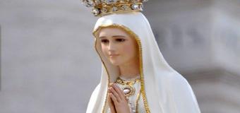 """Huévar se prepara para la llegada del """"Inmaculado Corazón de María de Fátima"""""""