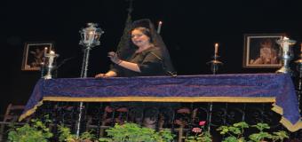 Mª Ángeles Cruzado logra el primer premio del I Concurso de Saetas Ciudad de Utrera
