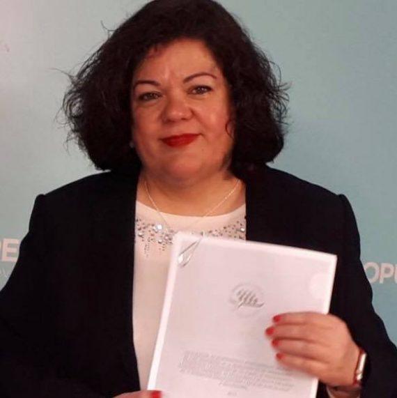 Maria Eugenia Moreno Oropesa