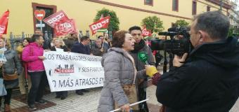 La plantilla municipal de Huévar acuerda protestas ante el Parlamento y la Delegación del Gobierno central