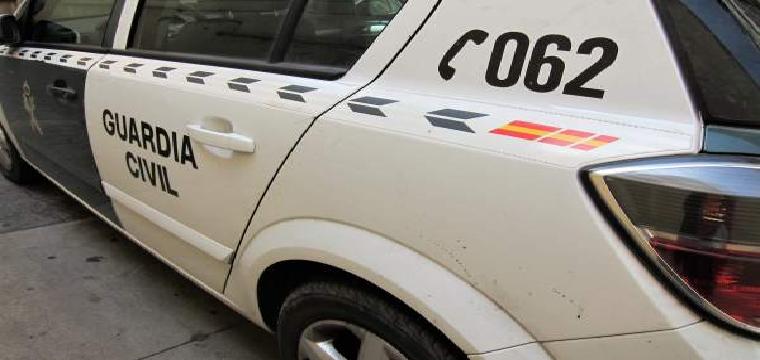 Coche de la Guardia Civil EUROPA PRESS - ARCHIVO