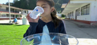 El agua potable puede transformar la vida de las personas