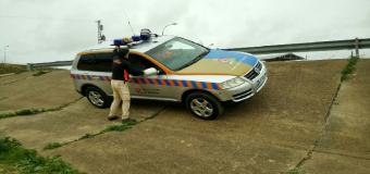 Voluntariado de Protección Civil de Huelva y Sevilla mejora su formación en instalación de comunicaciones en emergencias
