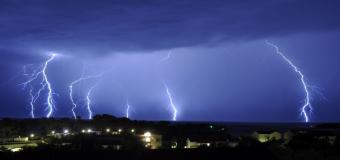 Lo peor de la dana está por llegar: más lluvias y peores tormentas para el miércoles