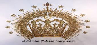 Así será la corona del centenario de la Virgen del Rocío