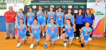 PILAS – Laura Fuentes Jurado se proclama subcampeona de Andalucía de clubes de baloncesto categoría infantil femenino