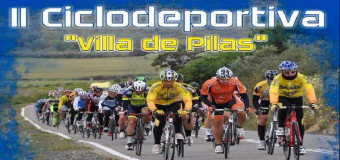 "Celebrada la II Ciclodeportiva ""Villa de Pilas"""