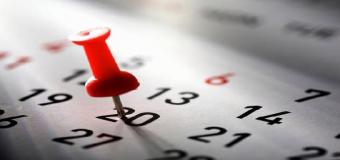 Aprobado el calendario de fiestas laborales en Andalucía para 2019