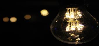 El recibo de la luz del usuario medio ha subido un 3,9% en lo que va de mayo