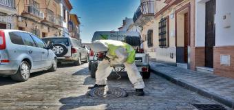 Control de plagas en Benacazón