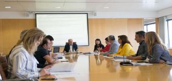 La Diputación financia los materiales para las obras del Pfoea 2017 en 8 municipios