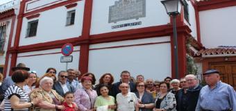 Amante Laffón entre Huévar y Sevilla