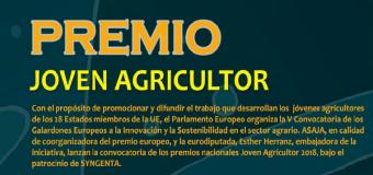 "ASAJA- busca al mejor ""Joven Agricultor"""