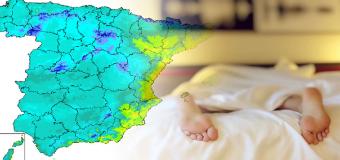 Semana de noches tropicales: te decimos cuándo dejaremos de dormir con más de 20ºC