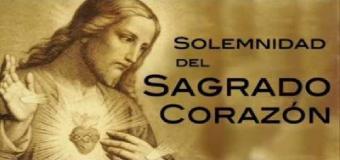 HUEVAR – Solemnidad del Sagrado Corazòn de Jesùs