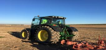 En Huévar podrás pasar la itv a tu tractor