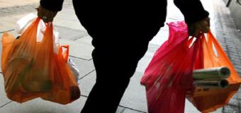 La prohibición de las bolsas de plástico se hará efectiva en 2021