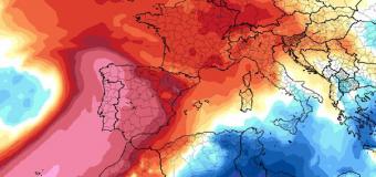 Una posible ola de calor para la semana que viene en la que se alcanzarán los 45ºC