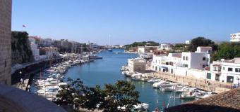Fuerte meteotsunami en Menorca: una rissaga se 'come' el puerto de Ciutadella
