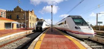 Alta Velocidad ferroviaria Huelva-Sevilla: El presidente de la Diputación y el alcalde se reunirán el viernes con Ábalos para abordar la Alta Velocidad